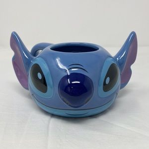 Disney Stitch Mug Figural 3D Ceramic Coffee Cup